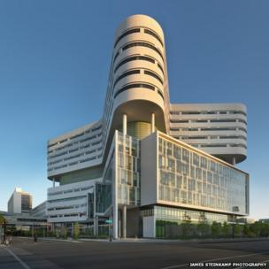 Rush University Medical Centre New Hospital Tower