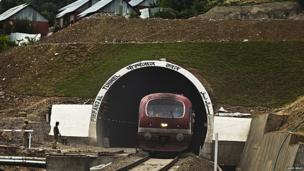 Kashmir train