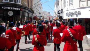Royal Engineers Band