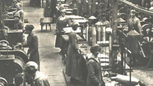 Neptune shipyard 1917