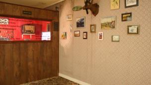 The Oriel Gallery exhibition