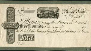 Wear banknote
