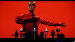 Kraftwerk at Latitude Festival