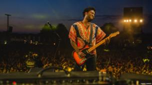 Bloc Party at Latitude