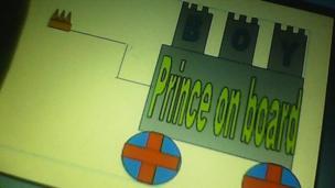 castle pram