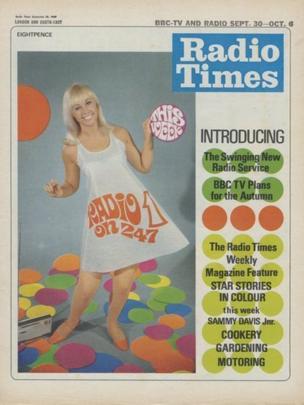 Radio One 28 September 1967