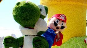 Young Farmers Jonny Billot Presents Super Mario