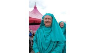 'Cleif Llais Afan' yw enw Gorseddol Cleif Harpwood
