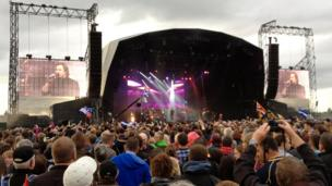 Runrig concert