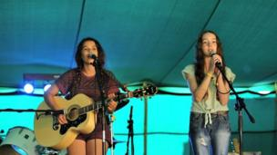 Green Man Rising provides a stage for new unheard talent