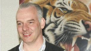 File photo: British businessman Neil Heywood