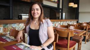 Christine Sfeir, Semsom chief executive