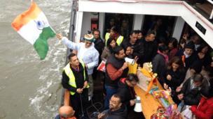 Ferry ceremony