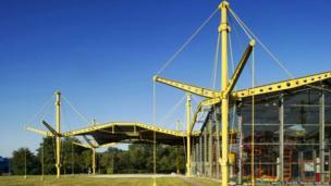 Spectrum Building, Swindon
