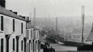 Morriston in the 1930s
