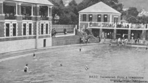 Lido in the 1930s