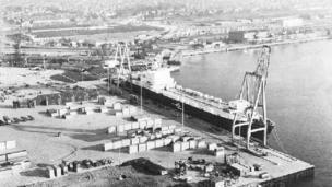 Container Quay