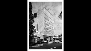 Simple Factory Building, Pencil Office