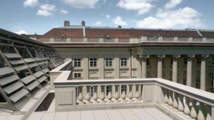 Conversion of the Palais Rasumofsky