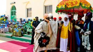 Emir of Zauzau, Alhaji Dr Shehu Idris