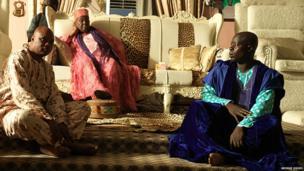 Alayeluwa Oba Okunade Sijuwade, the Ooni of Ife