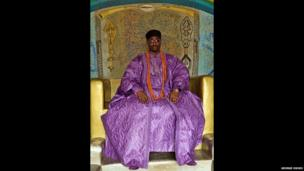 Benjamin Ikenchuku Keagborekuzi, the Dein of the Agbor Kingdom
