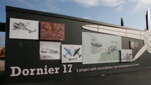 Dornier exhibition