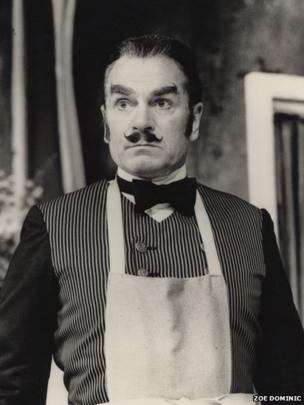 Sir Laurence Olivier in A Flea in her Ear