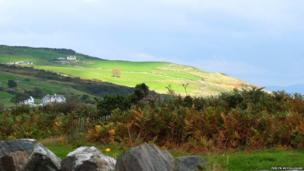 Autumn in Glens of Antrim
