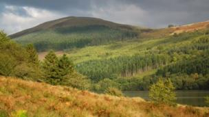 Clare Rees from Merthyr Tydfil took thisat Talybont reservoir in the Brecon Beacons