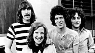 The Velvet Underground in 1969