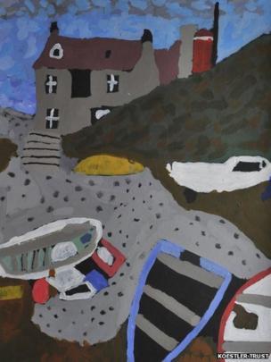 Koestler Trust Scottish Prison Art Exhibition