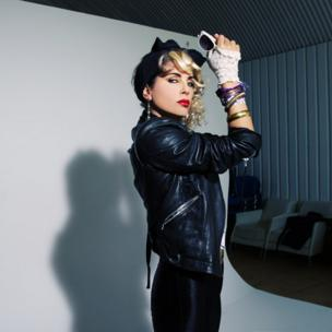 Sadie Frost as Madonna