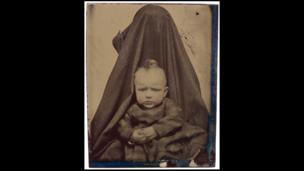 Photograph from The Hidden Mother