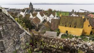 Mary Luke Garden, Culross