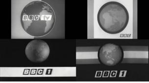 1960s BBC logos
