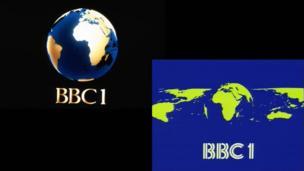 1980's BBC logos
