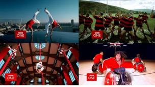 2001-2006 BBC logos