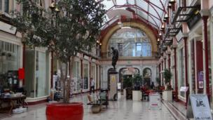 Royal Arcade by Annie Chambers