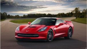 New GM Corvette