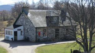 12. The Glenlivet sub-post office