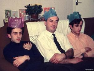 Family Christmas, 1968