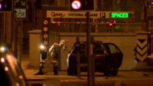 Towards the end of November, masked men hijacked a car in North Belfast before placing a bomb on board and ordering the driver to take it to Victoria Square Shopping Centre in Belfast. The device partially exploded inside the car. It follows a similar incident in Derry when a bus driver was ordered to drive to a police station in Londonderry with a bomb on board.