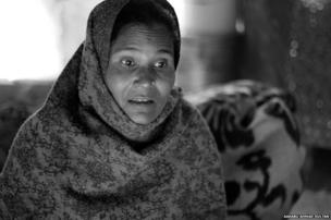 Jameela Banu says her 18-year-old daughter was raped by rioters when they were working in a sugarcane farm.