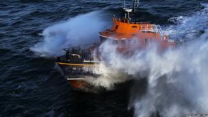 Stornoway lifeboat