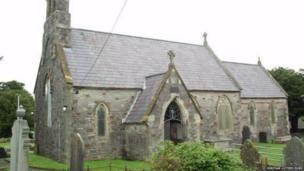 St. Illtyd's Church, Llanharry