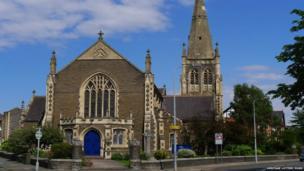 Trinity Methodist Church, Penarth