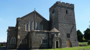 All Saints' Church, Oystermouth