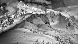 Still from Banff Mountain Film Festival