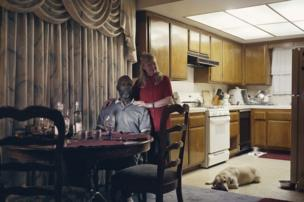 Philip-Lorca diCorcia, 'Lynn and Shirley', 2008. Courtesy the artist, Spruth Magers, Berlin/London and David Zwirner, New York/London.